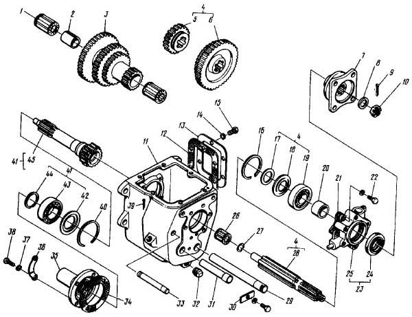 двигателем ГАЗ-52. Image
